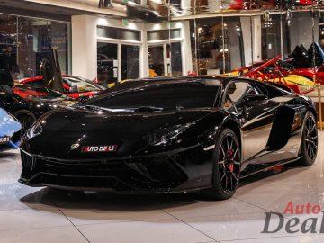 Lamborghini Aventador S | GCC – Ultra Low Mileage