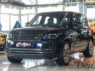 Range Rover Vogue HSE P360 | 2021 – Brand New – GCC | Warranty + Service Contract Till Jun 2026