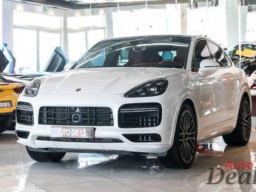 Porsche Cayenne Turbo | 2021 – GCC – Ultra Low Mileage | With Warranty