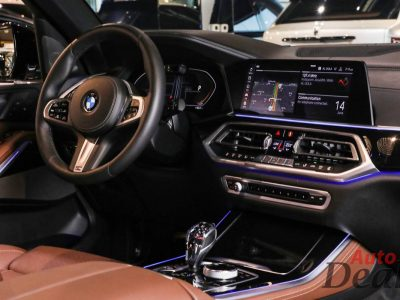 BMW X5 X-Drive 40i   2020 – GCC – Ultra Low Mileage   Warranty Till 2025 Service Contract Till 2026