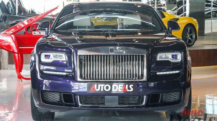 Rolls Royce Ghost EWB | GCC – Low Mileage | With Warranty & Service Contract