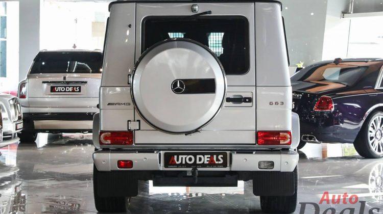 Mercedes Benz G 63 AMG   GCC – Warranty Till 2023