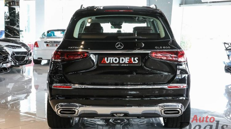 Mercedes Benz Maybach GLS 600 4Matic   2021 – Brand New – GCC   Warranty Available