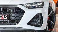 Audi RS 6 Avant 4.0 TSFI Quattro Wagon   2021 – Brand New – GCC   With Warranty & Service Contract