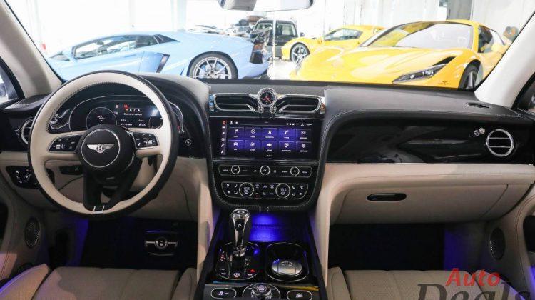 Bentley Bentayga V8   2021 – Brand New