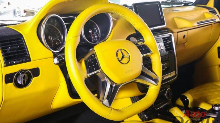 Mercedes Benz G 500 4×4² | GCC – Low Mileage