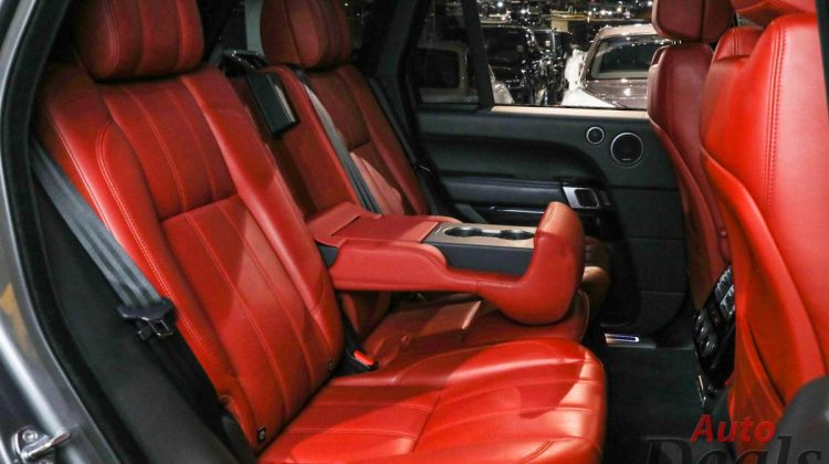 Range Rover Vogue SE Supercharged