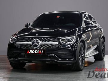 Mercedes Benz GLC 200 4Matic Coupe | GCC – Low Mileage | Under Warranty