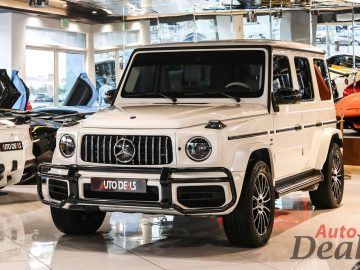 Mercedes Benz G 500 Stronger Than Time Edition | 2020 – Low Mileage | With Warranty & Service Contract
