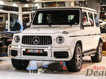 Mercedes Benz G 63 AMG | 2021 – GCC- Brand New | With Warranty & Service Contract