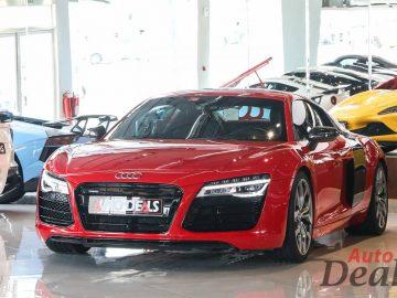 Audi R8 Quattro V8 FSI | GCC – Low Mileage