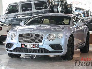 Bentley Continental GT | Special Colour | GCC – Low Mileage