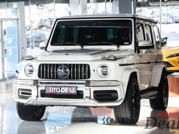 Mercedes Benz G 63 AMG | GCC – Low Mileage | With Warranty & Service Contract
