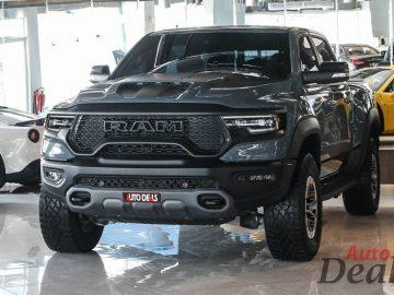 Ram TRX Launch Edition 1 of 702   2021 – GCC – Ultra Low Mileage   WIth Warranty