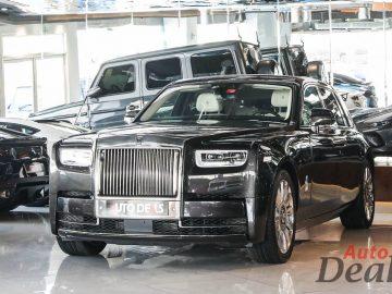 Rolls Royce Phantom | 2021 model Ultra Low Mileage