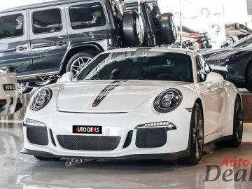 Porsche 911 GT3 Under Warranty