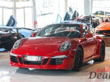 Porsche 911 Carrera 4 GTS | GCC – Low Mileage