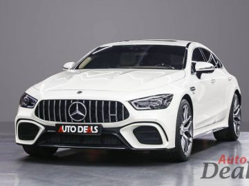 Mercedes Benz GT 53 AMG 4Matic+ | 2020 – GCC – Low Mileage | With Warranty & Service Contract