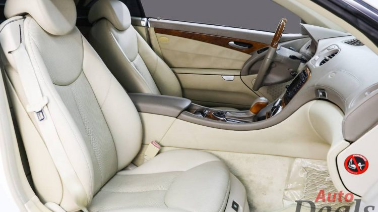 Mercedes Benz SL 500 Roadster