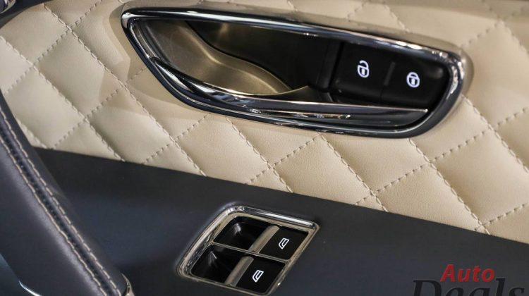 Bentley Bentayga W12 Signature Edition | GCC – Low Mileage