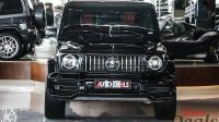 Mercedes Benz G 63 AMG | GCC – Low Mileage | Under Warranty