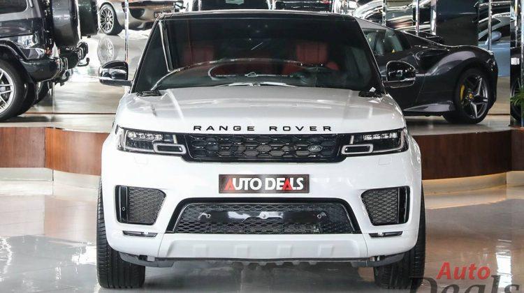 Range Rover Sport Autobiography | With Warranty