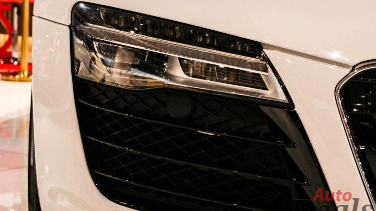 Audi R8 Quattro Coupe V8 | GCC – With Full Service History