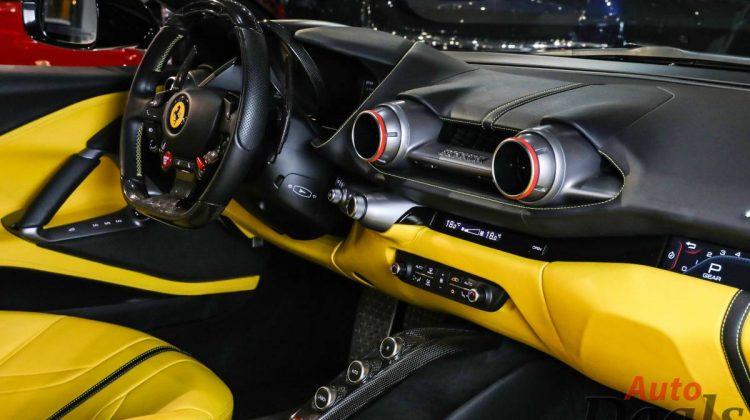 Ferrari 812 SuperFast | GCC – Ultra Low Mileage | With Service Contract