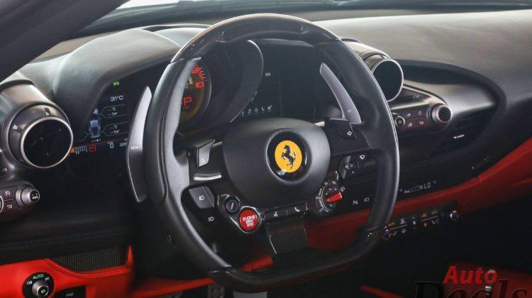 Ferrari F8 Tributo   2020 – GCC – Ultra Low Mileage
