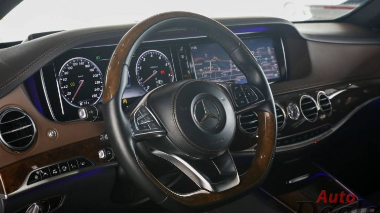 Mercedes Benz S500 LWB   GCC – low Mileage