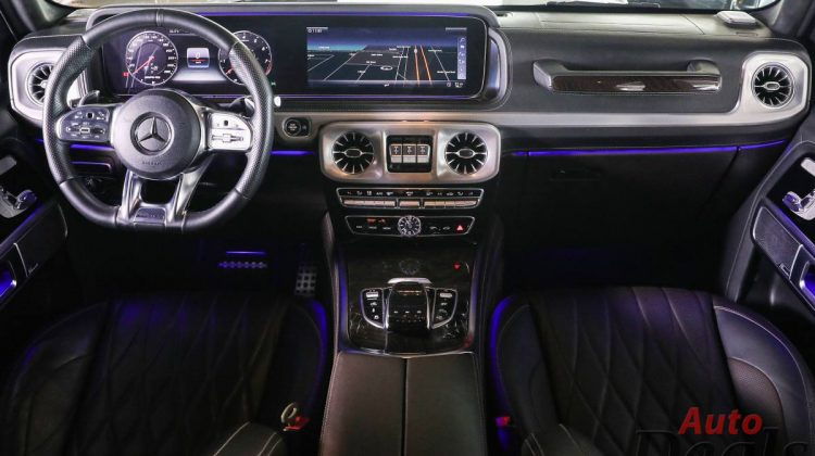 Mercedes Benz G 63 AMG