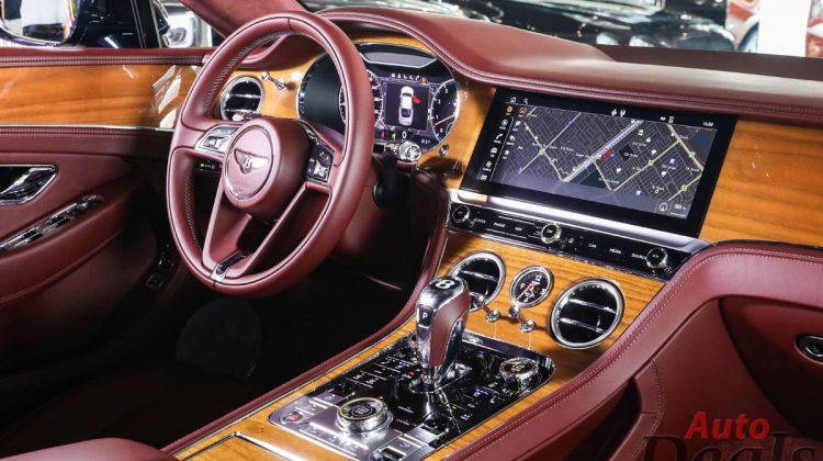 Bentley Continental GT V8   Brand New – GCC