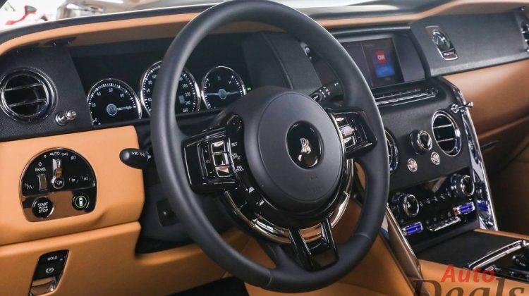 Rolls Royce Cullinan | Brand New
