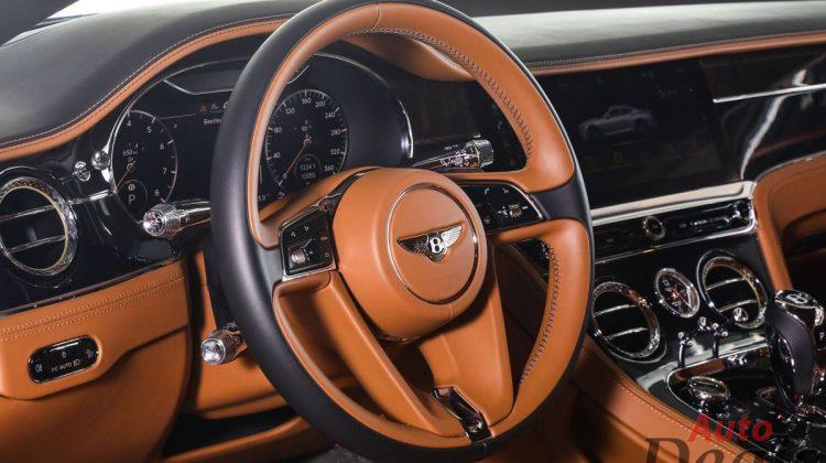 Bentley Continental GT W12 | Full Option | GCC – Ultra Low Mileage | Warranty Till Oct 2023