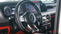 Mercedes Benz G 63 AMG   2021 – GCC – Ultra Low Mileage   With Warranty & Service Contract
