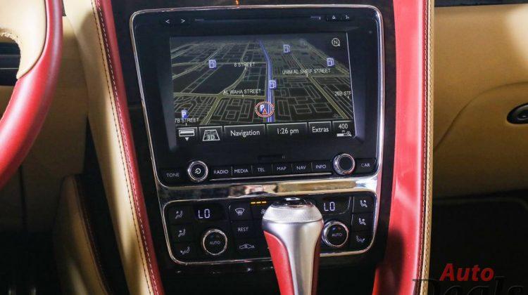 Bentley Flyingspur W12 | GCC – Low Mileage