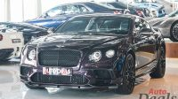 Bentley Continental GT Supersports 1 of 710 | GCC – Low Mileage