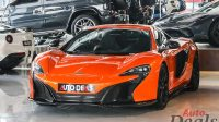 McLaren 650S | Upgraded Performance | Special Color