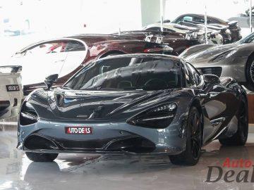 McLaren 720S | GCC – With Warranty | Full Option – Very Low Mileage