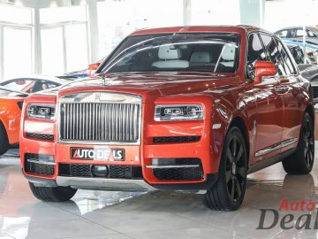 Rolls Royce Cullinan | Panoramic Roof | Very Low Mileage