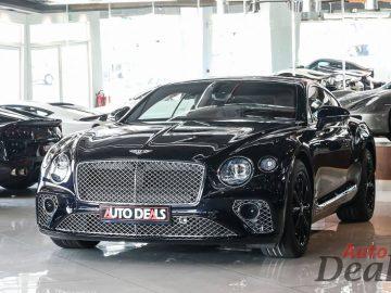 Bentley Continental GT V8 | Brand New – GCC