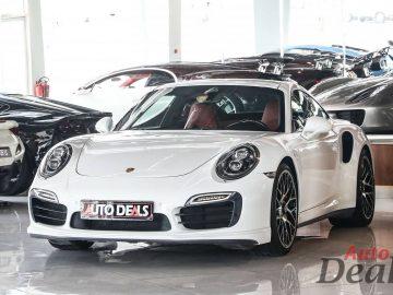 Porsche 911 Turbo S | GCC- With Warranty | Ultra Low Mileage | Full Service History