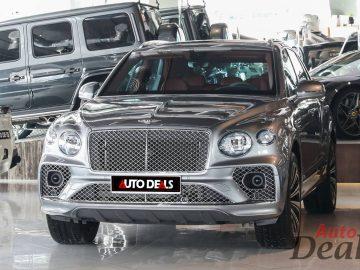Bentley Bentayga V8 | 2021 – GCC – Very Low Mileage | With Warranty