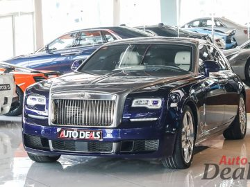 Rolls Royce Ghost The Mehran Collection One Of One | GCC – Under Warranty
