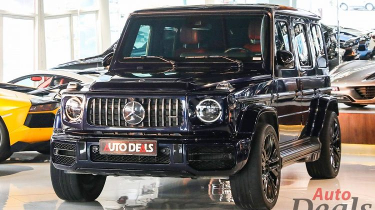 Mercedes Benz G 63 AMG Edition 1 Carlsson W463A | Top Options – Upgraded Performance