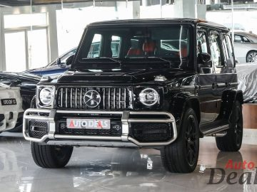 Mercedes Benz G 63 AMG | 2021 – GCC -Brand New | With Warranty & Service Contract