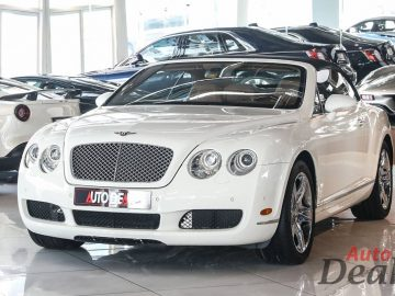 Bentley Continental GTC   Very Low Mileage   With Full Service History
