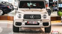 Mercedes Benz G 63 AMG   2020 GCC – Very Low Mileage   With Warranty & Service Contract
