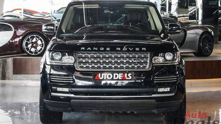 Range Rover Vogue Autobiography | GCC – Full Service History