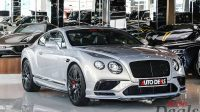 Bentley Continental GT Supersports 1 Of 710 | GCC – Ultra Low Mileage